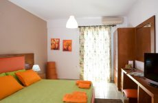 Poros Beach Lefkada Family Room