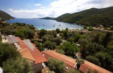 Poros Beach Lefkada Family Rooms 12