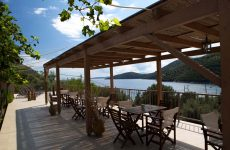 Poros Beach Lefkada Family Rooms 8