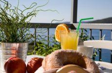 Lefkada Poros Beach Restaurant Menta 11