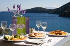 Lefkada Poros Beach Restaurant Menta 12