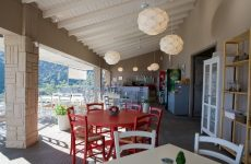Lefkada Poros Beach Restaurant Menta 13