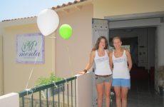 Lefkada Poros Beach Restaurant Menta 8