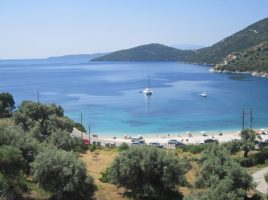 Poros Beach Lefkada Photo Gallery 12