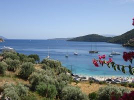 Poros Beach Lefkada Photo Gallery 14