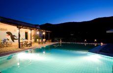 Poros Beach Lefkada camping Pool 3