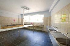 Poros Beach Lefkada camping Showers & Bathrooms 3