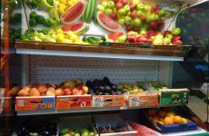 Poros Beach Lefkada camping Supermarket 1