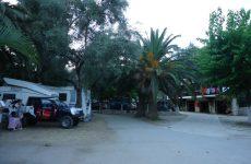 Poros Beach Lefkada camping13