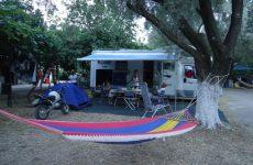 Poros Beach Lefkada camping14