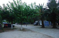 Poros Beach Lefkada camping15