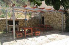 Poros Beach Lefkada camping18