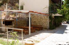 Poros Beach Lefkada camping3
