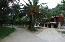 Poros Beach Lefkada camping7