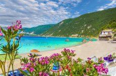 Agios Nikitas Beach Lefkada