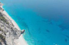 Egremni Beach Lefkada 2