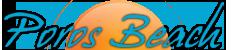 Poros Beach Lefkada Logo