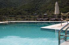 Poros Beach Lefkada Pool 1