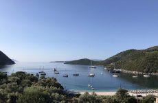Lefkada Camping Poros Beach Gallery 1