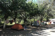 Lefkada Camping Poros Beach Gallery 2