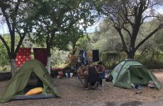 Lefkada Camping Poros Beach Gallery 3