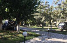 Lefkada Camping Poros Beach Gallery 4